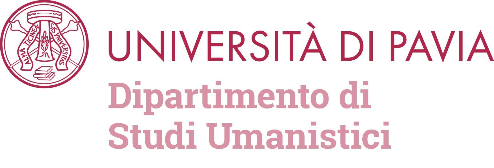 Università degli Studi di Pavia, Dipartimento di Studi Umanistici